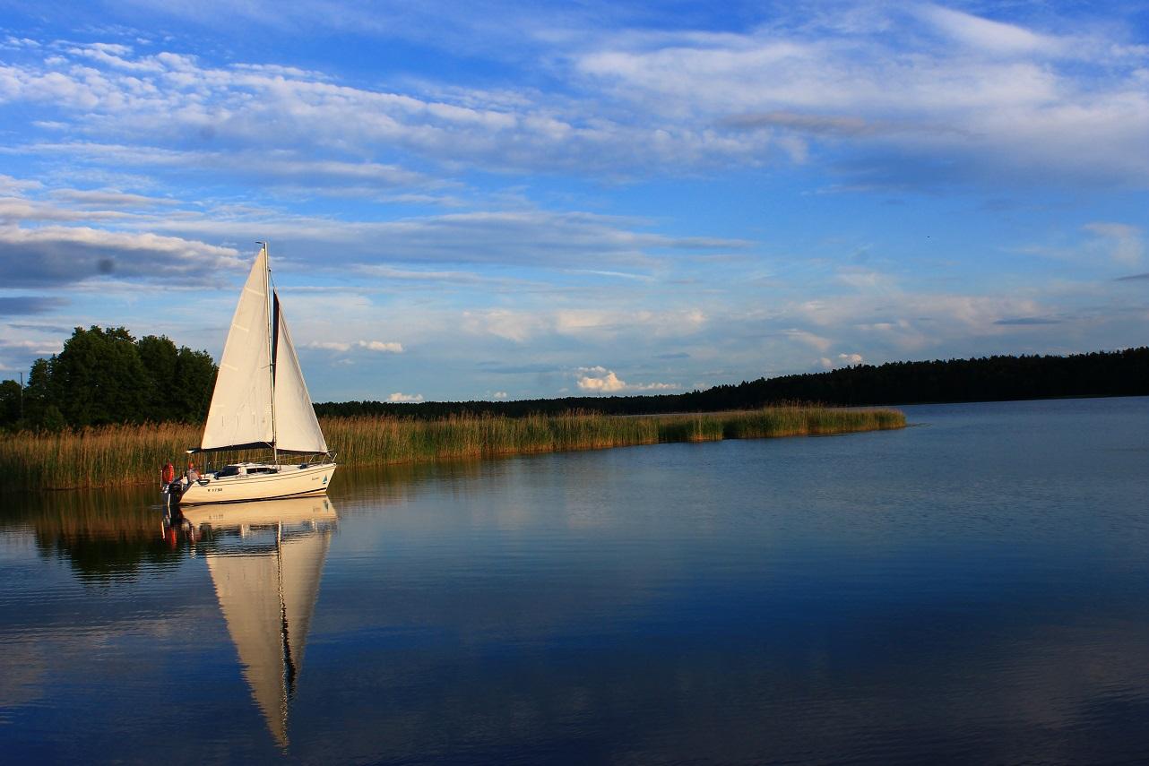 Wykaz mazurskich jezior